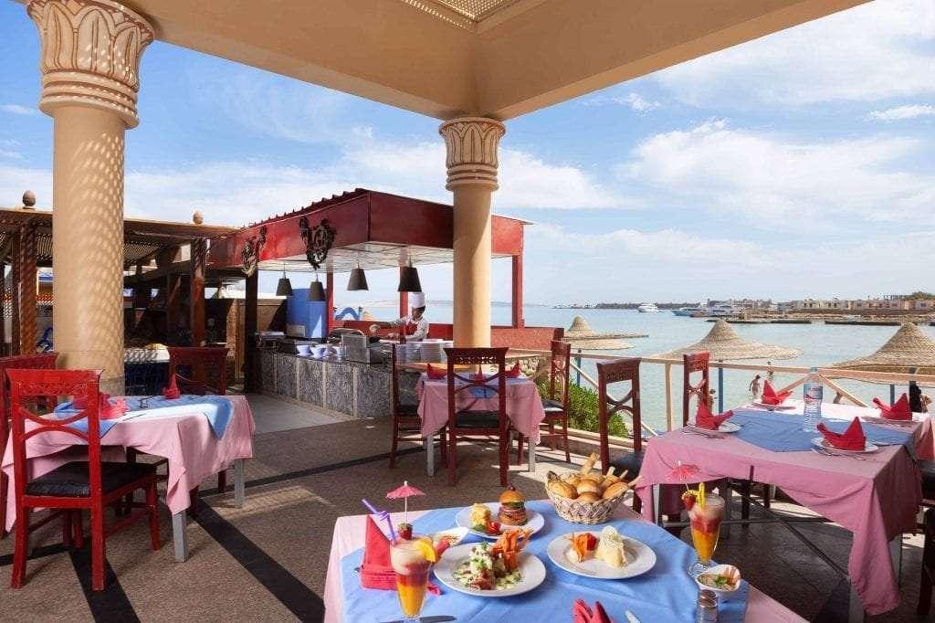 Beach Restaurant 1